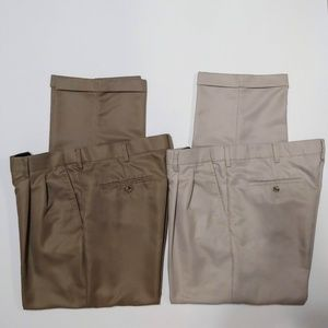 Other - Perry Ellis Mens Dress Slacks (two pair)